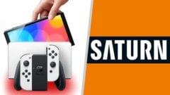 Nintendo Switch OLED kaufen - Saturn