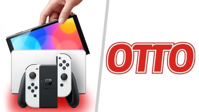 Nintendo Switch OLED kaufen - Otto