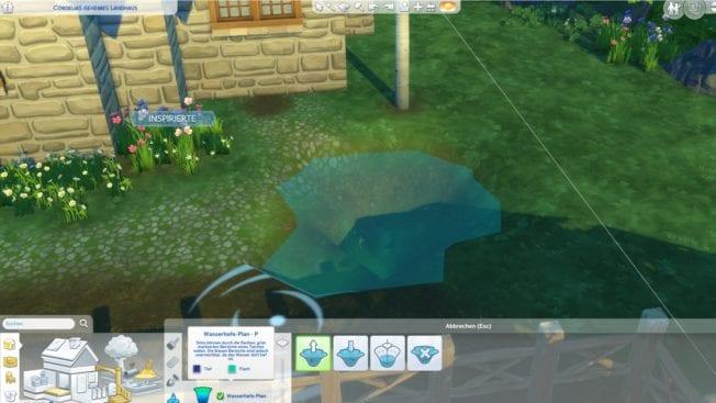 Sims 4 Teich Tool kostenlos