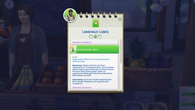 Sims 4 Update Juli Notizbuch