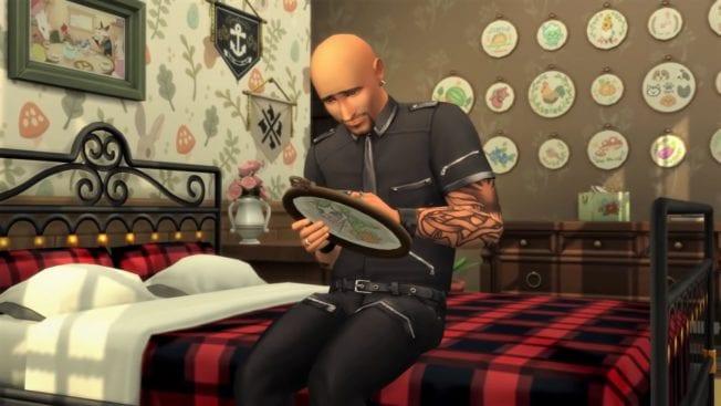 Die Sims 4 Sticken