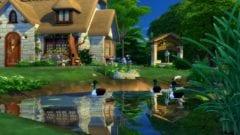 Sims 4 Teich-Tool