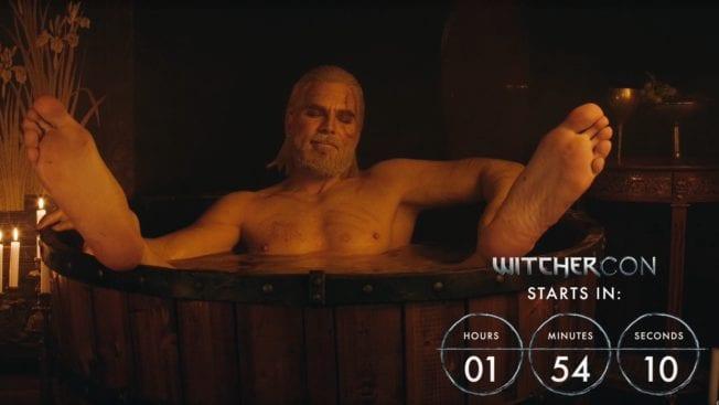 Maul Cosplay Geralt von Riva