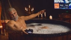 Twitch Hot Tub Witcher Maul Cosplay