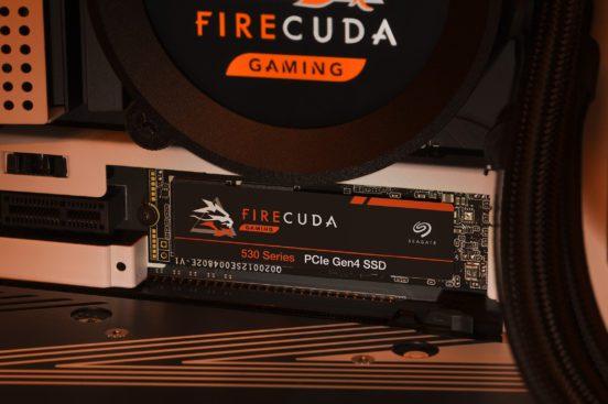 Seagate FireCuda 530 M.2 SSD PlayStation 5