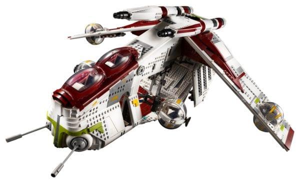 Star Wars LEGO - Republic Gunship 2