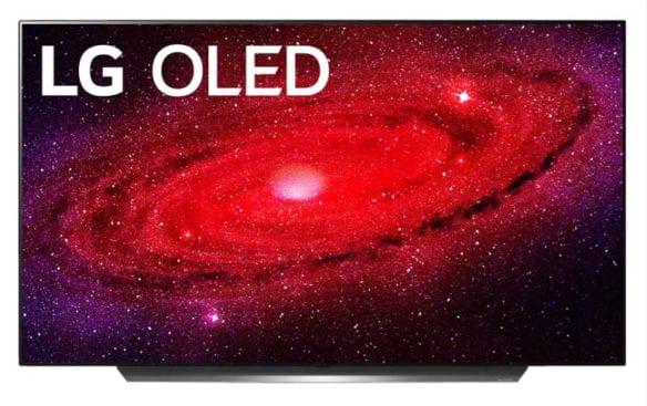 LG OLED65CX9LA OLED-TV