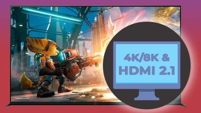 HDMI 2.1-Fernseher - Kaufberatung