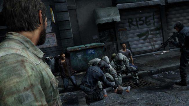 The Last of Us Serie Bilder