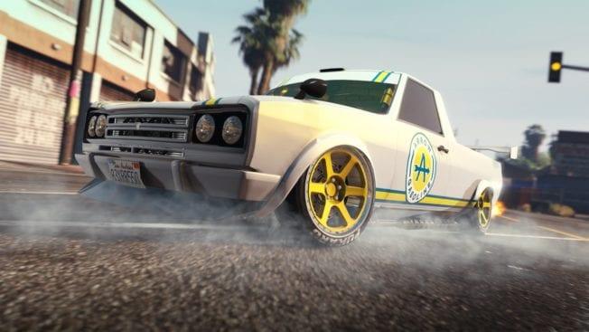 GTA Online - Vulcar Warrener HKR