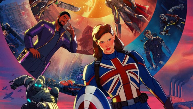 What If...? Trailer Animationsserie Marvel