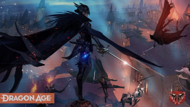 Dragon Age 4 Krähen von Antiva