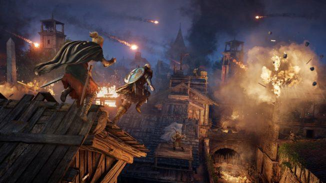 Assassin's Creed Valhalla Die Belagerung von Paris DLC
