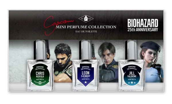Resident Evil Parfüm