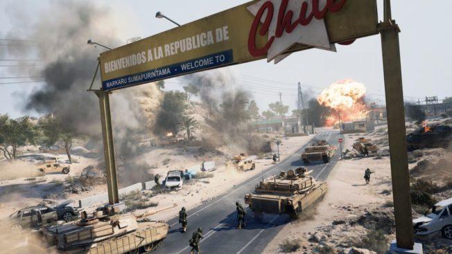 Battlefield 2042 Arica Harbor