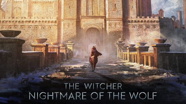 The Witcher Nightmare of the Wolf Release Trailer
