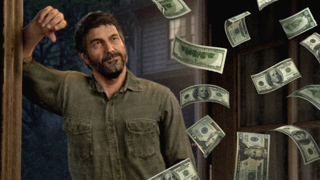 The Last of Us Serie Budget Kosten