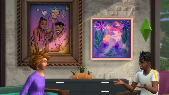Sims 4 Update Juli 2021