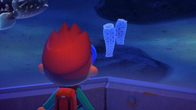 Animal Crossing Meerestiere