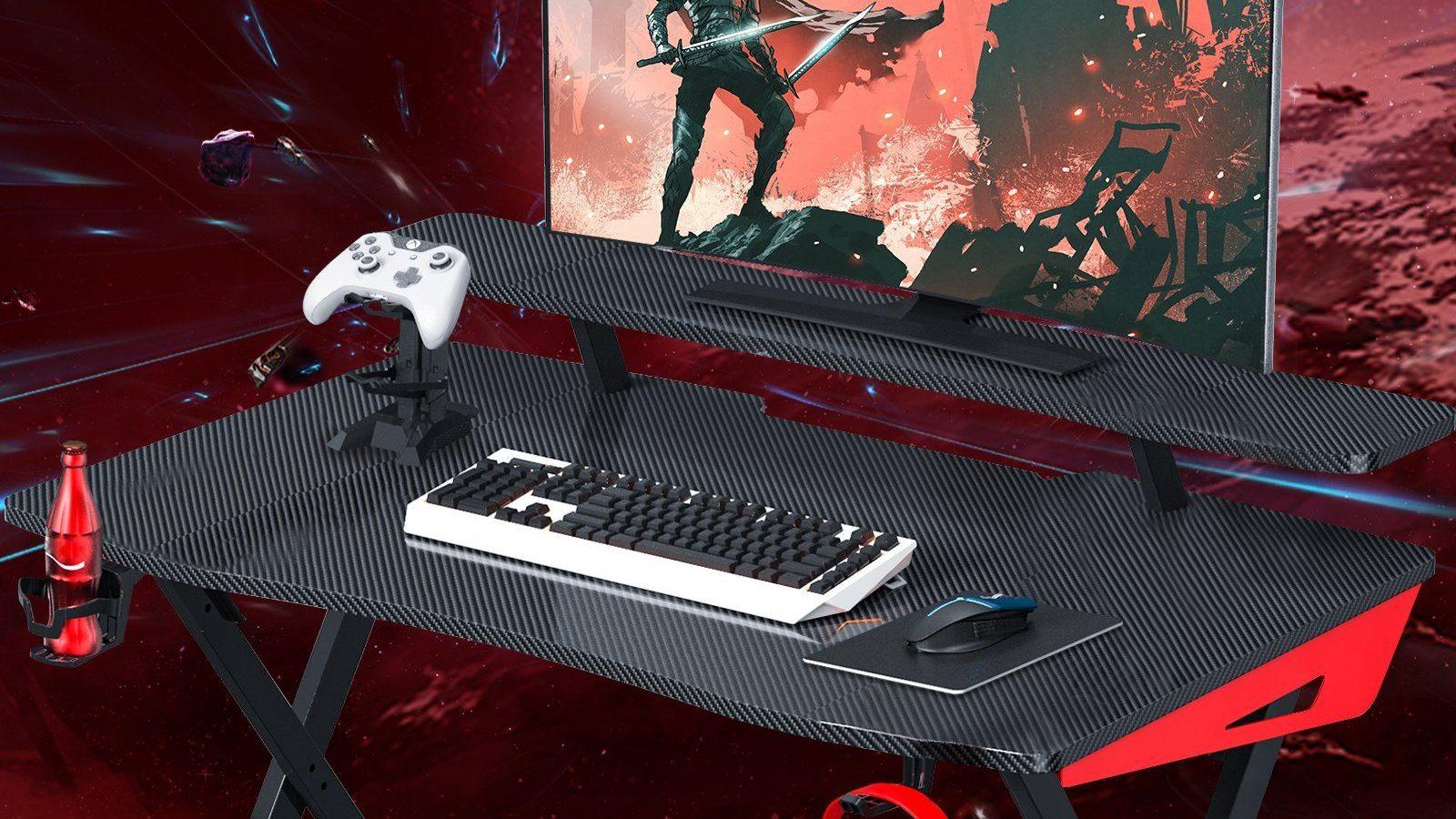 Kaufempfehlung: 5 Gaming-Tische, PC-Tische