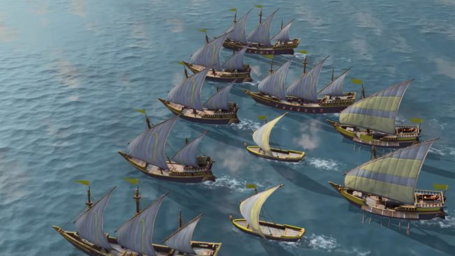 Age of Empires 4 - Navy