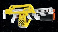 Aliens Die Rückkehr - Waffe - Merch - Nerf-Blaster von Hasbro und NERF