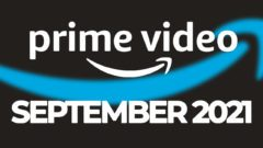 Amazon Prime Video September