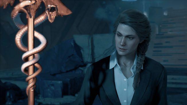 Assassin's Creed Odyssey Kassandra Stab
