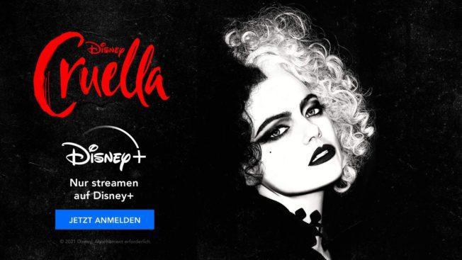 Disney Plus Cruella