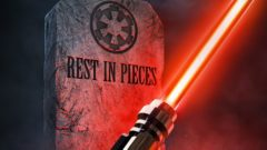 Disney Plus - Keyart LEGO Star Wars Terryfying Tales