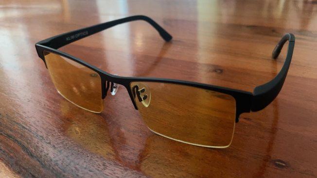 Die Gaming-Brille - KLIM Optics