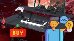 Gaming-Tische in der Kaufberatung. Welcher ist der richtige Gaming-Tisch?