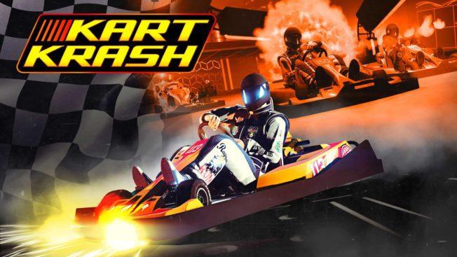 GTA Online - Kart Krash