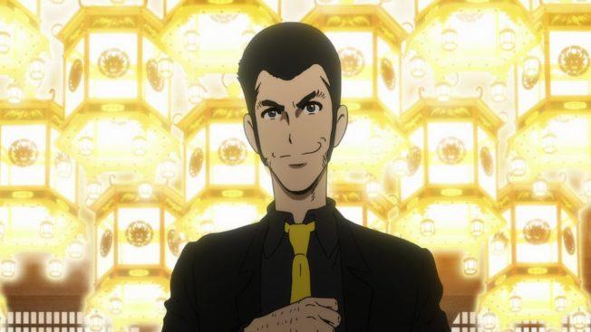 Lupin III. Trilogie Anime