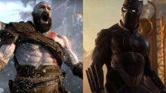 Marvel's Avengers Krieg um Wakanda Black Panther Kratos