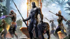 Marvel's Avengers Krieg um Wakanda Vorschau Preview