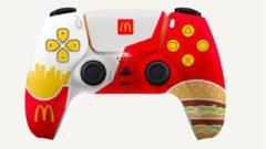 Diesen wunderschönen PS5-Controller im McDonald's-Design durfte der Konzern nicht verlosen.