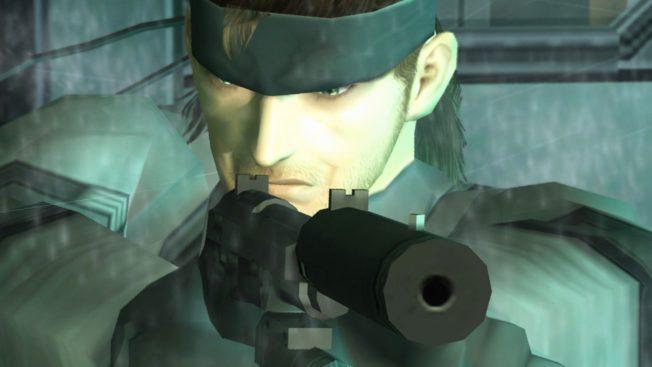 Metal Gear Solid 2 - Bilder