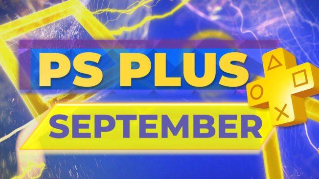 PS Plus September 2021