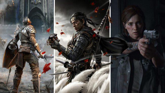 Die 6 besten Spiele aus dem Sony Summer Sale, die wir euch empfehlen! Demon's Souks Ghost of Tsushima The Last of Us 2