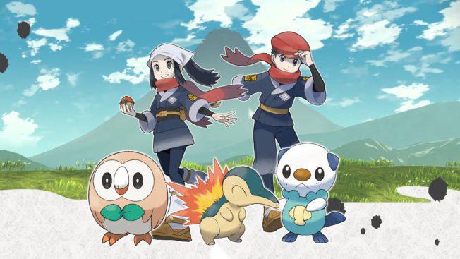 Pokémon Legends Arceus Legenden
