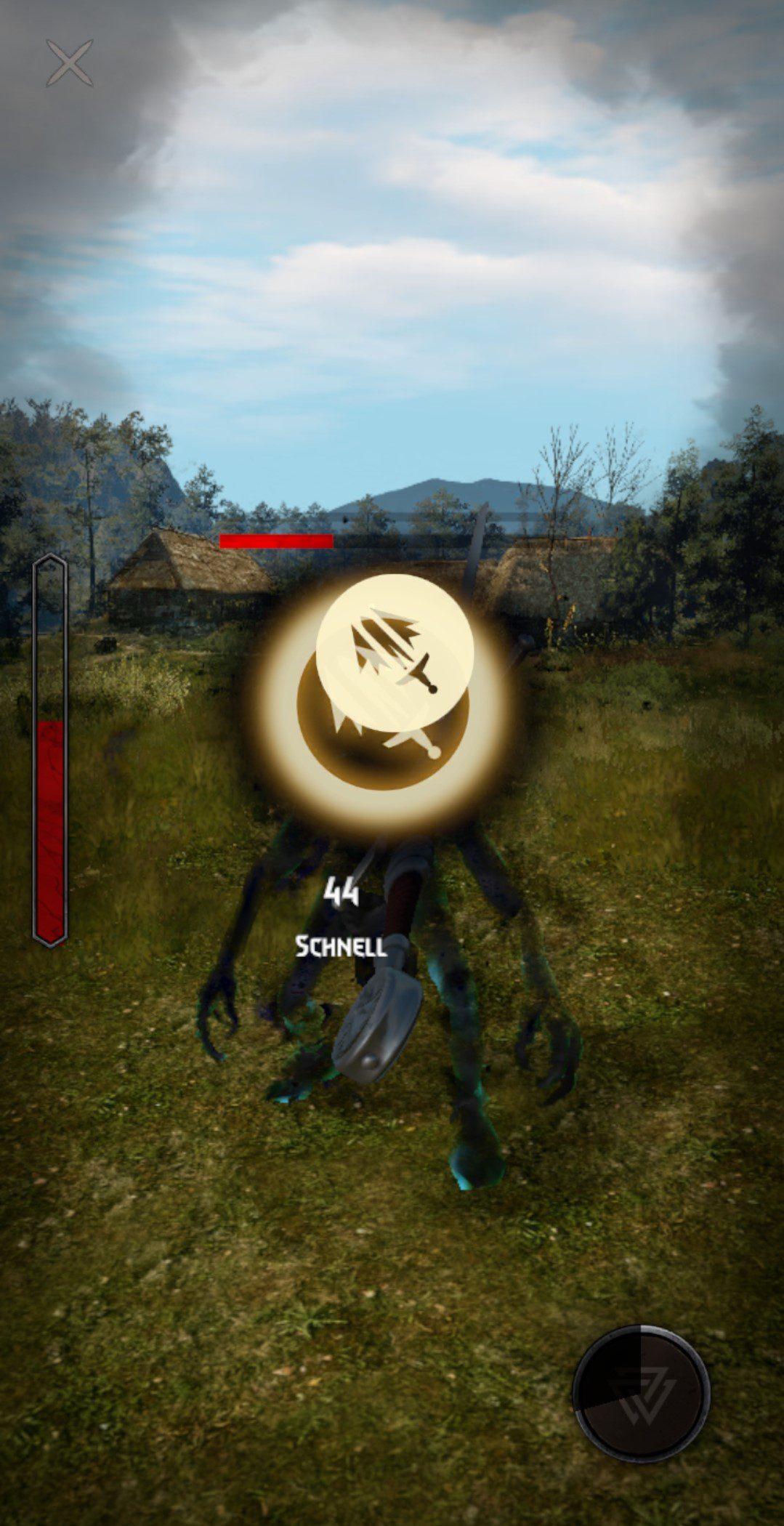 The Witcher Monster Slayer Kritischer Treffer