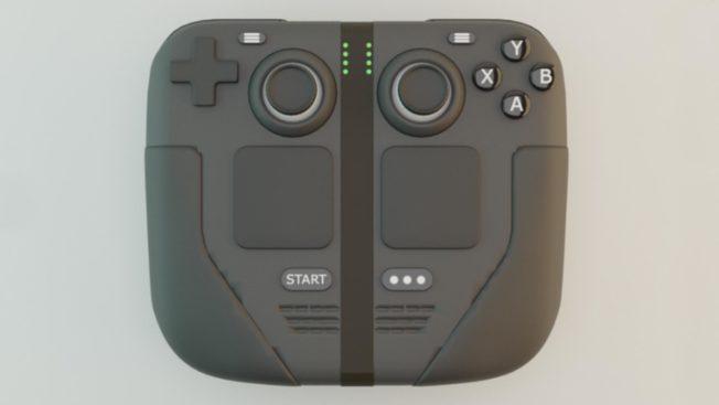 Steam Deck - Controller Community-Design