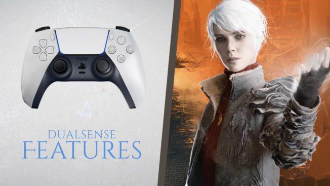The Medium - PS5 - DualSense-Features