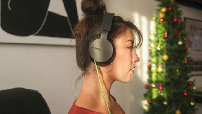 Xbox Stereo-Headset Microsoft