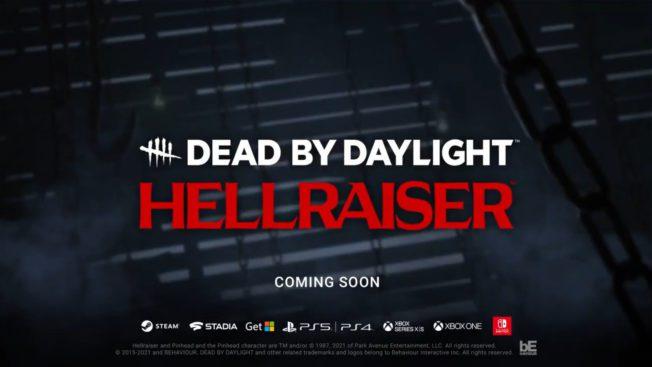 Dead by Daylight Hellraiser