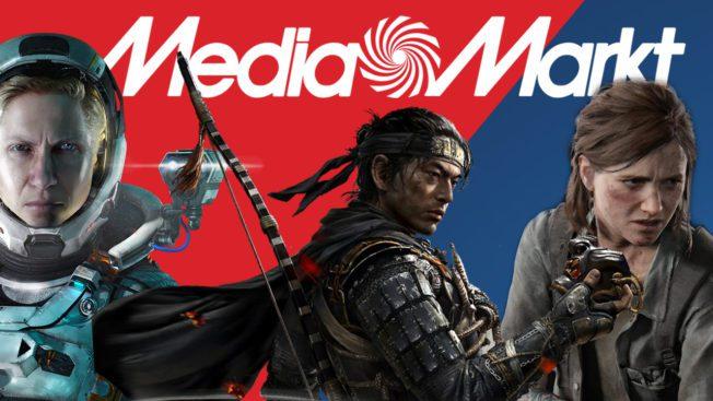 MediaMarkt PS4 PS5 Games Angebot