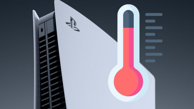 PS5 neues Modell Hitze Heatsink