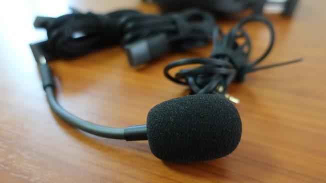 Razer Barracuda X Mikrofon