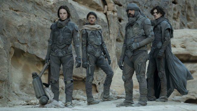 Filmkritik zu Dune (2021) von David Villeneuve